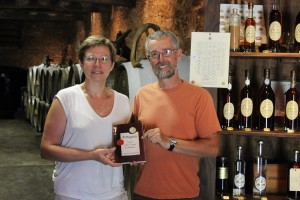 Monsieur & Madame Hebert, Producers of Bas Armagnac